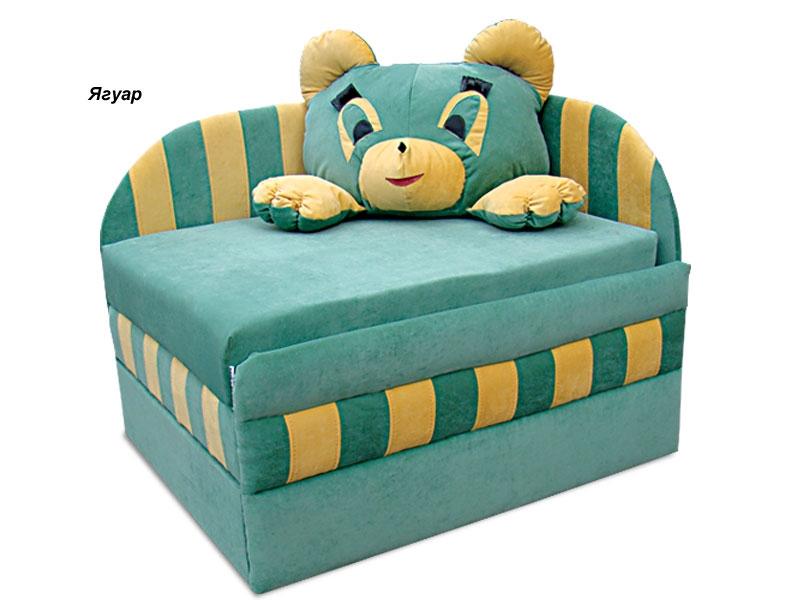 Дитячий диван Панда