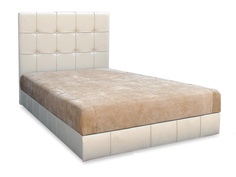 Ліжко Магнолія з матрацом 140
