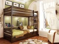 Двухярусная кровать Дуэт