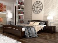 Дерев'яне ліжко Венеція