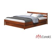 Деревянная кровать Нота Бене