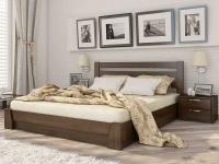 Дерев'яне ліжко Селена з підйомним механізмом