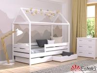 Дерев'яне ліжко Аммі