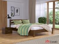 Дерев'яне ліжко Рената Люкс