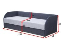 Ліжко Болеро 2 (Нова)