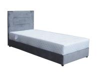 Ліжко Горизонт з матрацом 90