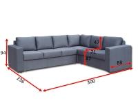 Угловой диван Чикаго 32-А