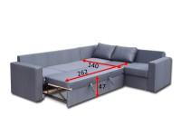 Кутовий диван Чикаго 32А