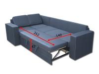 Угловой диван Аскольд В-31