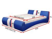 Ліжко Драйв 140 / 160