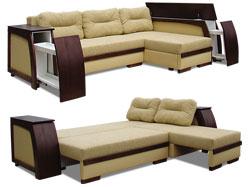 Популярні механізми трансформації дивана